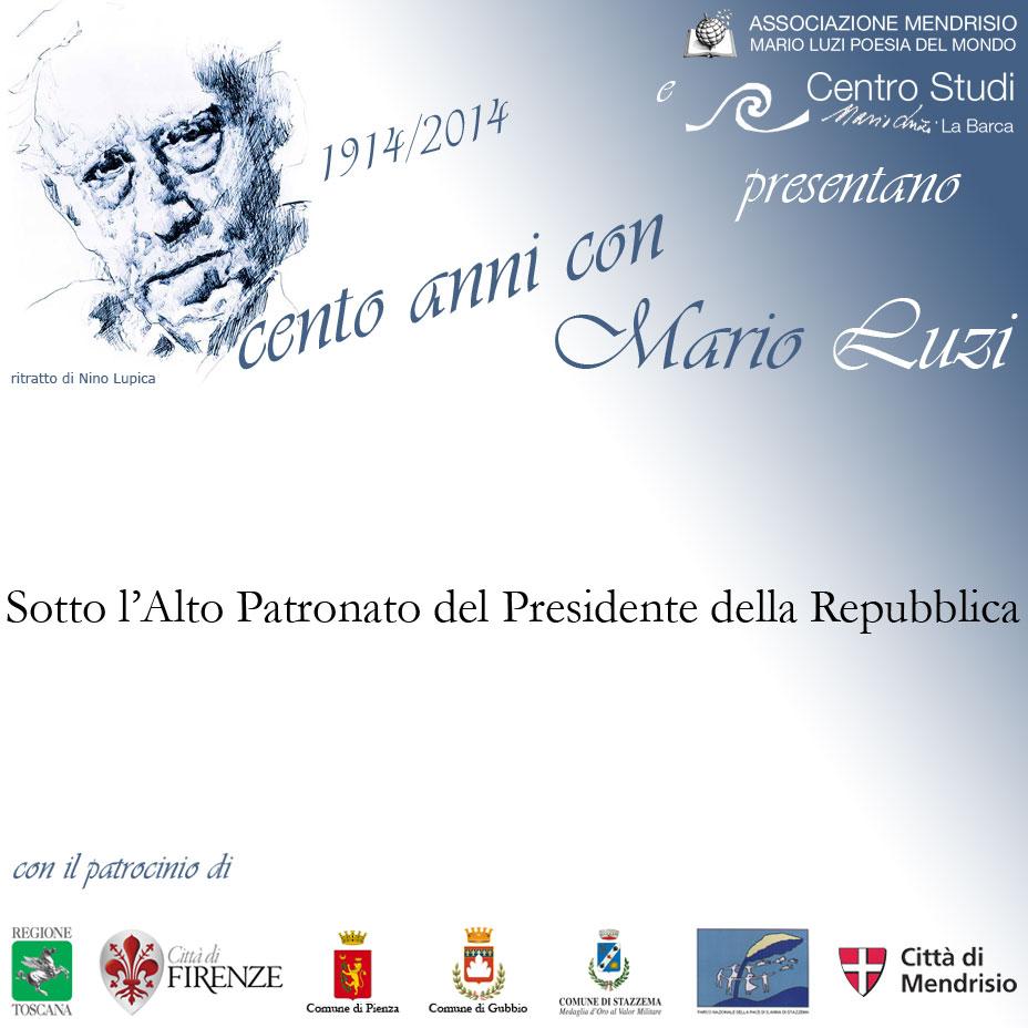 cento anni con Mario Luzi
